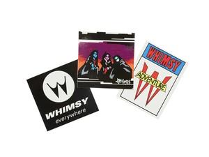 WHIMSY (ウィムジー) / AUTUMN 19 STICKER SET