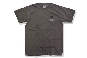【vintage wappen T-shirt】/ black