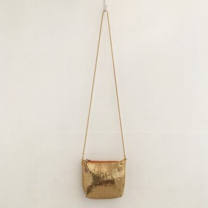 Vintage spagle mini shoulder bag