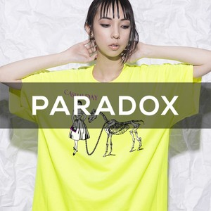 """PARADOX - CAPSULE Collection """"U.F.O"""" - 02(YELLOW)"""