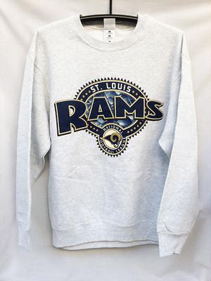 ST. LOUIS RAMS NFL セントルイス ラムズ トレーナー 長袖 裏起毛 L XL XXL 2XL 999