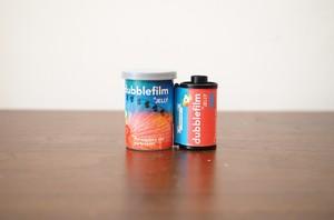 【 35mm カラーネガ 】 dubble film( ダブルフィルム ) JELLY 36枚撮り