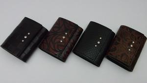 キーケースじゃない?デザイン極小財布