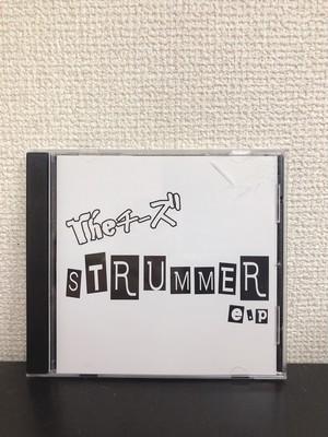"【CD】前身バンド""Theチーズ""音源「ストラマー」2013年作品【在庫無くなり次第販売終了】"