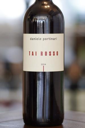 Tai Rosso 2014 / Daniele Portinari(タイ ロッソ/ダニエーレ ポルティナーリ)