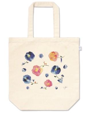 トートバッグ『flower』