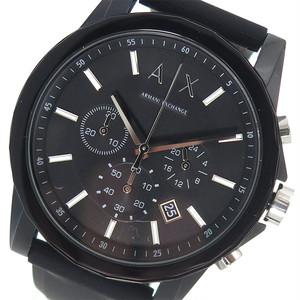 アルマーニエクスチェンジ ARMANI EXCHANGE クオーツ メンズ 腕時計 AX1326 ブラック ブラック