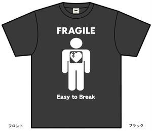 (Tシャツ)腫れ物注意(受注生産)