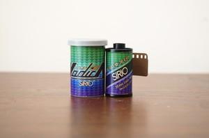 【カラーネガフィルム 35mm】Yodica SIRIO 36枚撮り