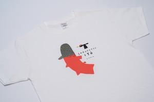 イトウ Tシャツ(白・Lサイズ)【EC12005】