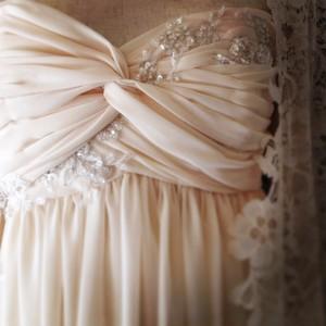 No.001-d    wedding dress  - pattern sample