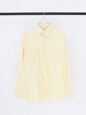 Used 70's Levi's corduroy shirt