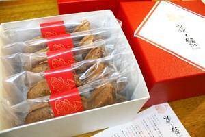 祝い鯛(ギフト箱入り、8匹入り)冷蔵