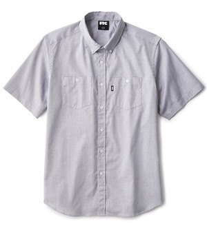 FTC / LIGHT WEIGHT OXFORD B.D. SHIRT -GREY-