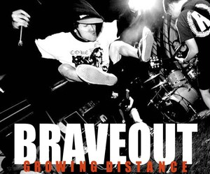 【SALE 50%OFF】BRAVE OUT/GROWING DISTANCE '7