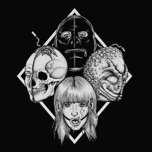 FOUR THE GORE AND THE LUSTFUL PERVERSITY/4 SPLIT CD