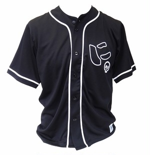 「にスカル」ベースボールシャツ ※キャンセル分追加しました※