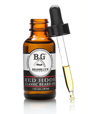 BROOKLYN GROOMING Red Hook Beard Oil  1 oz.
