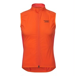 PNS / Stow Away Gilet Bright Red
