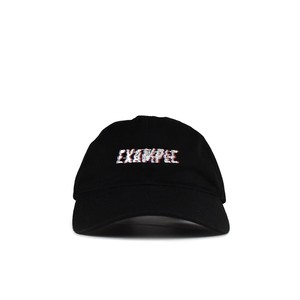 AFTERIMAGE LOW CAP / BLACK