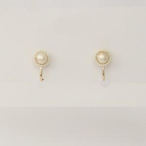 Pearl Pierce/Earrings