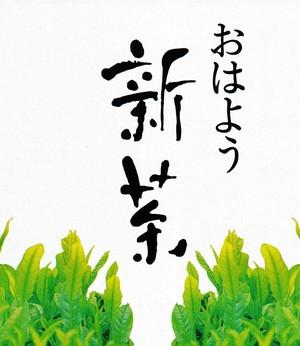 おはよう新茶【パック】 100g入