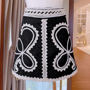【即納】design skirt