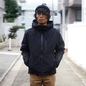 Mamnick × Garn All Mountain Jacket