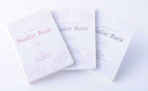 望月ゆかり監修DVD   「Nailist Basic」