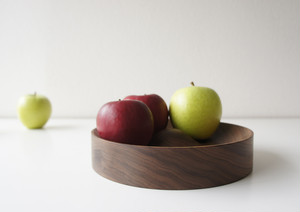 fruits bowl_walnut