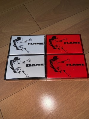 Flame - Scramble For Life TAPE