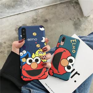 【小物】キュットカートゥーンiPhonexs max/xr/動物柄iphone6s/7plus/8plus/6plusシリコンスマホケース