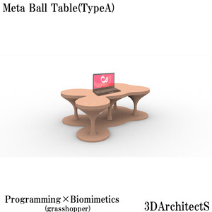 Meta Ball Table