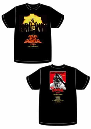 【新発売】デスマッチカーニバル2019Tシャツ