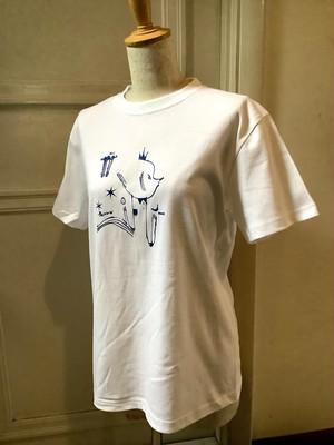 松田圭一郎 TシャツS-5 (スクリーンプリント)