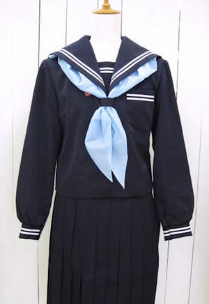 脇野沢中学校女子制服