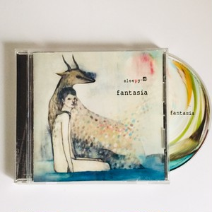 sleepy.ab / fantasia -CD-