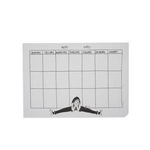 【送料無料対象】helen b - Weekly Planner A4size - Flexible Fiona