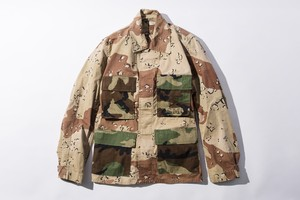 CUSTOM ARMY JKT T-8