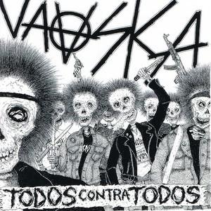 VAASKA todos contra todos CD (vox-007)