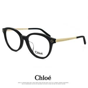 クロエ メガネ CE2681A 001 chloe ce2681a レディース 女性用 ボストン ラウンド型 asianfit model アジアンフィットモデル 黒縁 黒ぶち
