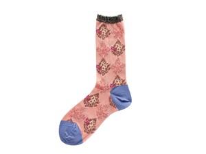 COQ textile | Nature ornament socks