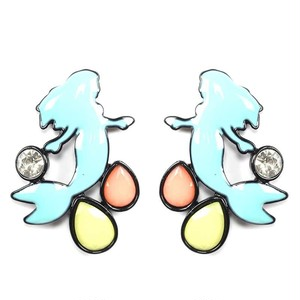 Colorful MERMAID Pierce (EE0321)