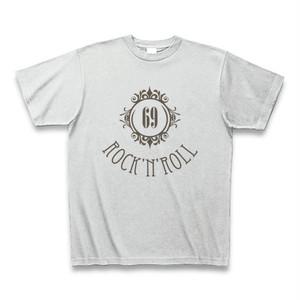 ビンテージ69(ロックンロール)TシャツB エムブレム