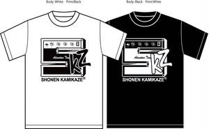 少年カミカゼ2018年-Tシャツ-14周年記念