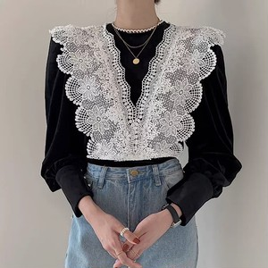 lace docking tops