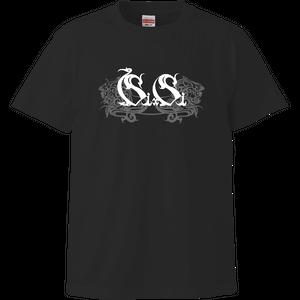 『Si×Si』Tシャツ 黒
