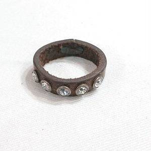 TULSI(トゥルシ) PEPERINO crystal RING