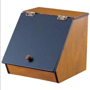 DECOLE(デコレ)フラップストッカーボックス
