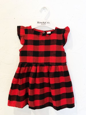 RIMI&CO. SELECT KID'S ネルワンピース